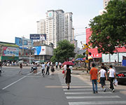 street in chengde