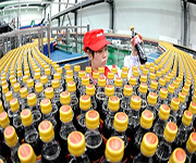 coke bottling plant china